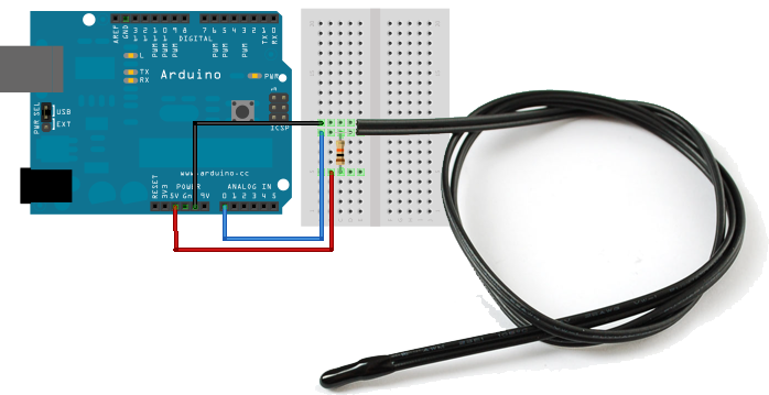 Using a Thermistor | Thermistor | Adafruit Learning System