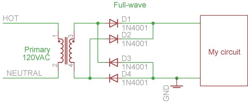 Transformer-based AC/DC converters | Power Supplies | Adafruit