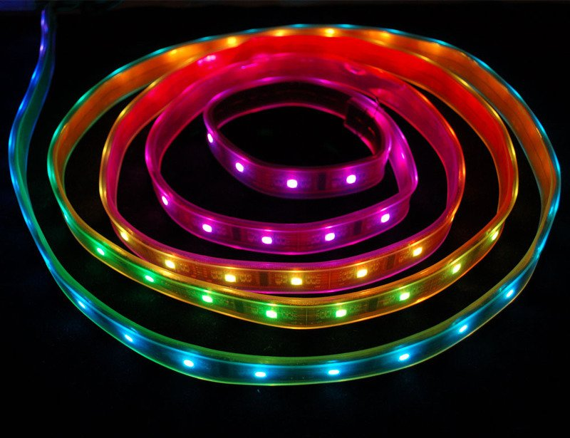Overview | LPD8806 Digital RGB LED Strip | Adafruit Learning