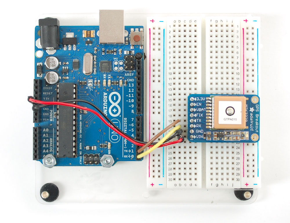 Arduino zero reading data from the rx pin on serial
