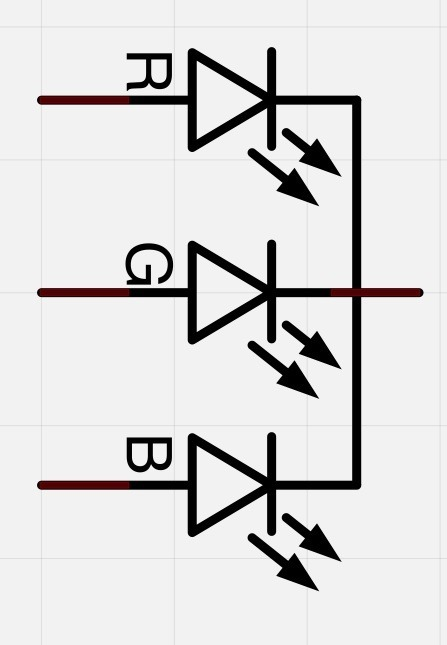 Led Circuit Symbol - Facbooik.com