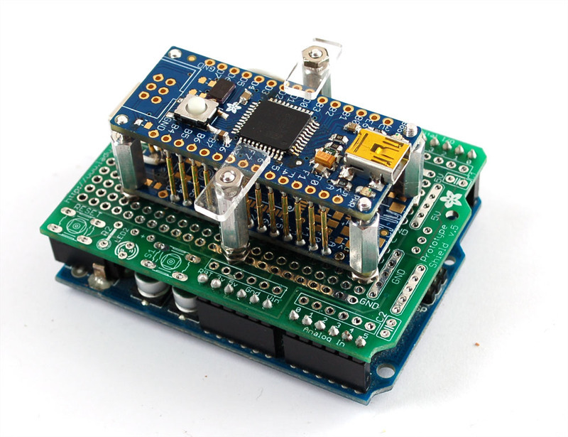 Here is one example from Adafruit.