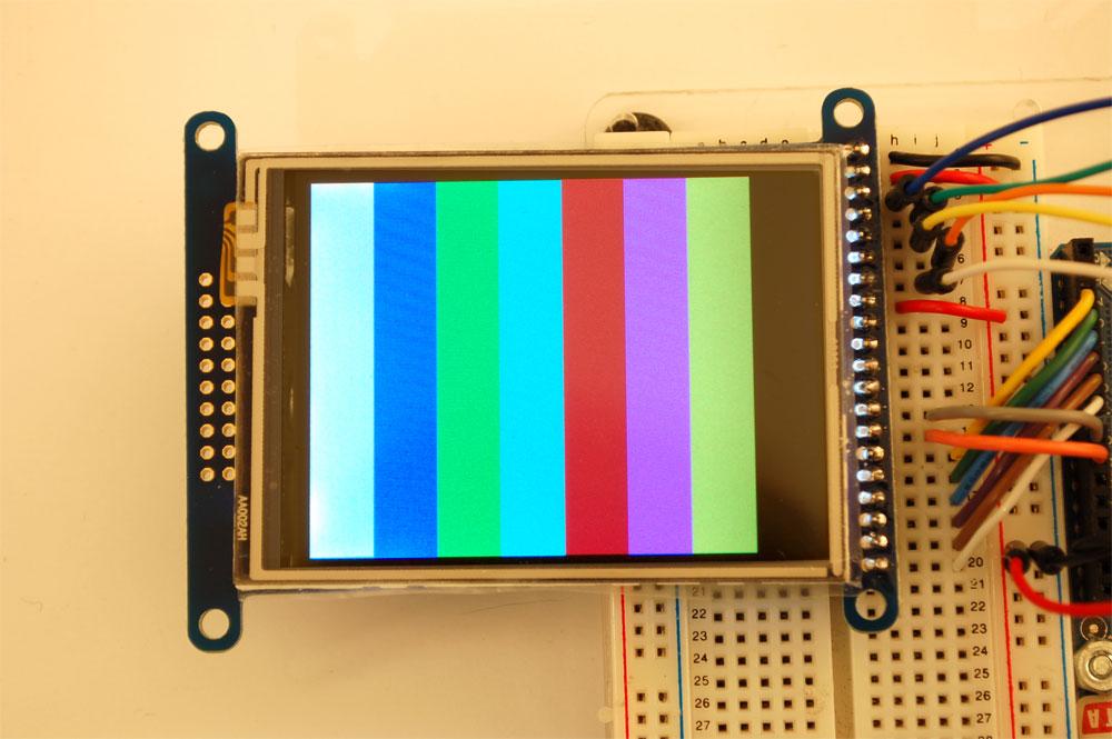 Arduino LCD Screen