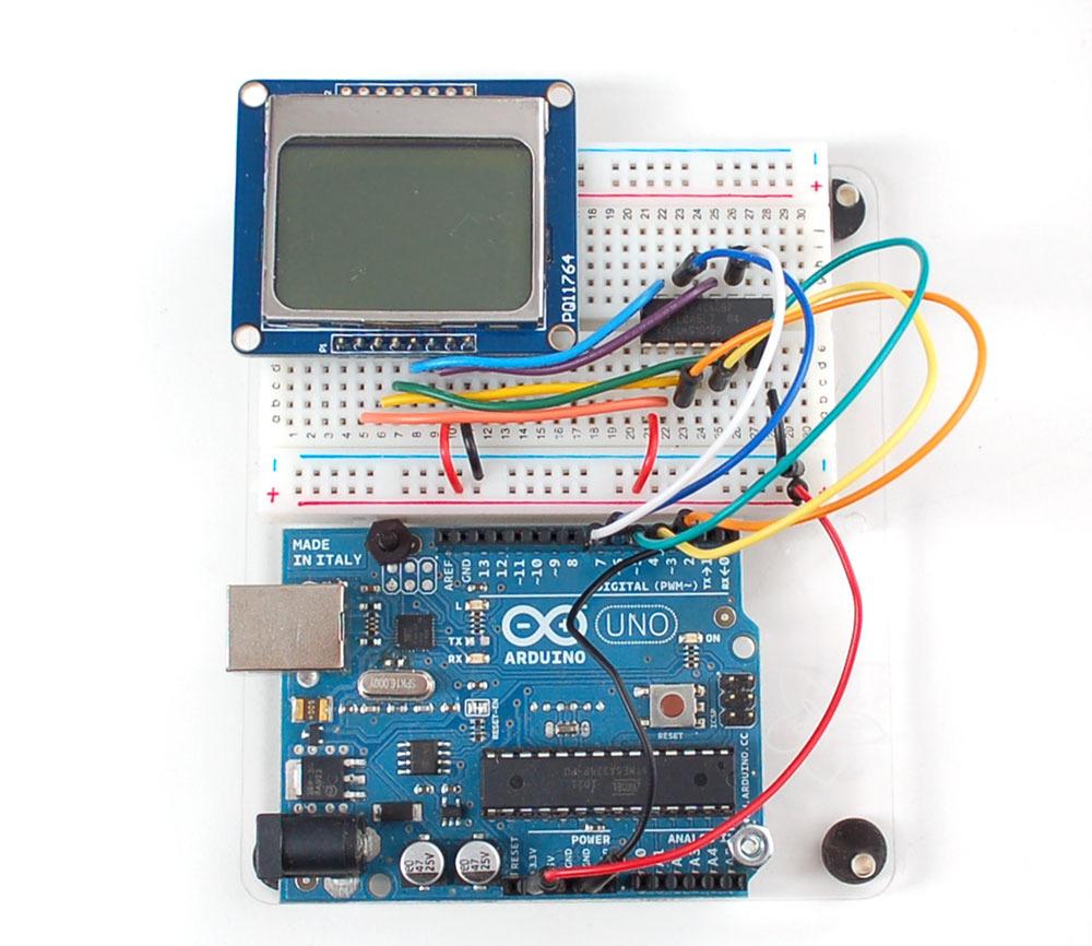 BMP to LCD 128x64 Converter for ST7565 - HobbyTronics