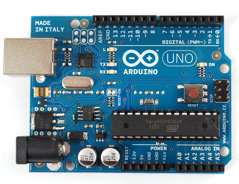 Image of Running PHP with Arduino