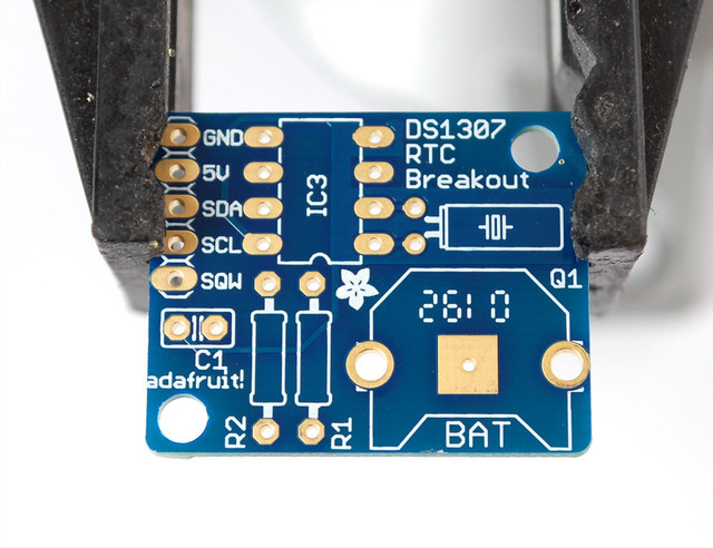 DS1307 RTC Emulator: the Arduino library Details