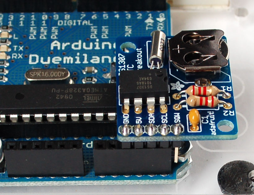 Arduino DS1307 Real Time Clock - RTC: 3 Steps