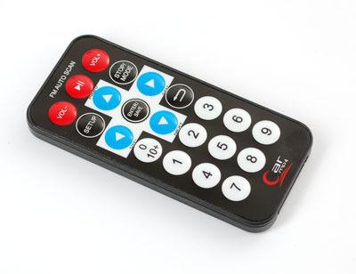 Perangkat remote control inframerah
