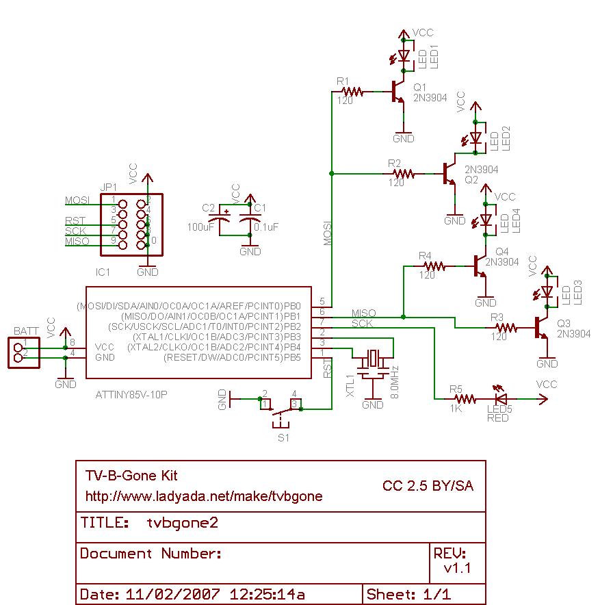 Arduino with TLP521-4 - Optical Isolator - Photocoupler