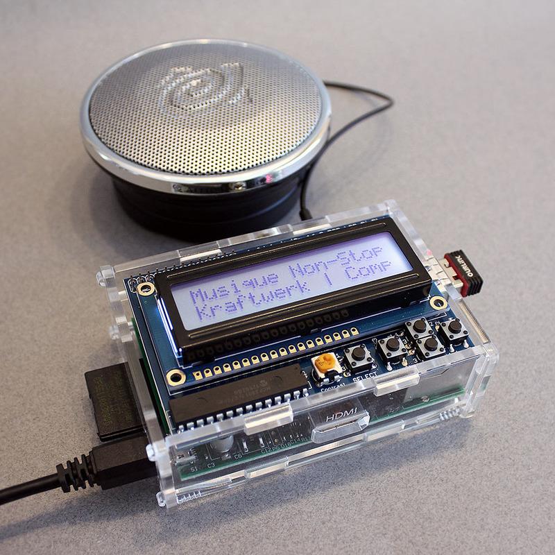 Overview Raspberry Pi Wifi Radio Adafruit Learning System