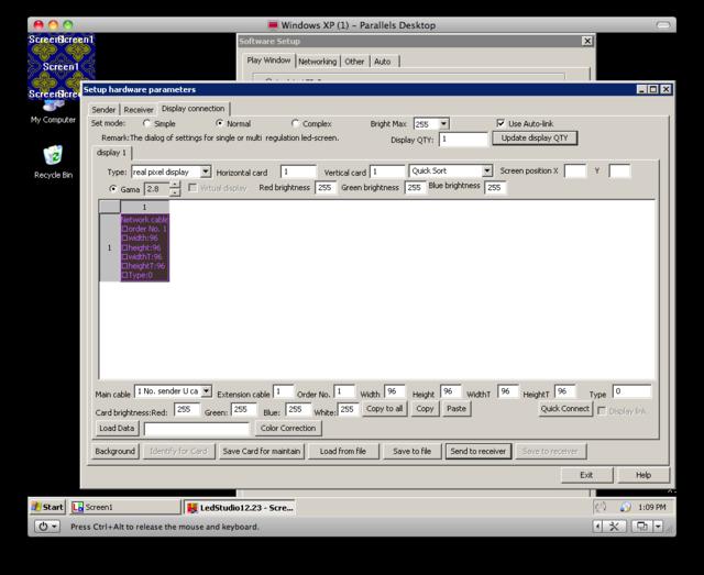 LED Studio Software Configuration   DIY LED Video Wall   Adafruit