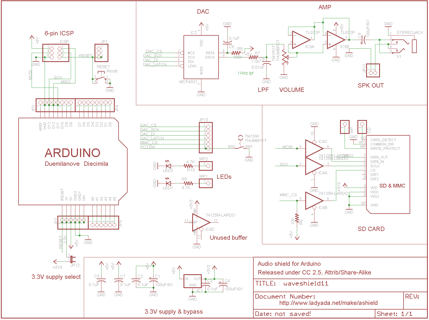 How To Build An Arduino Pest Repeller On Linux Part 1 Electronic Mosquito Circuit If You Study The Wave Board Schematic