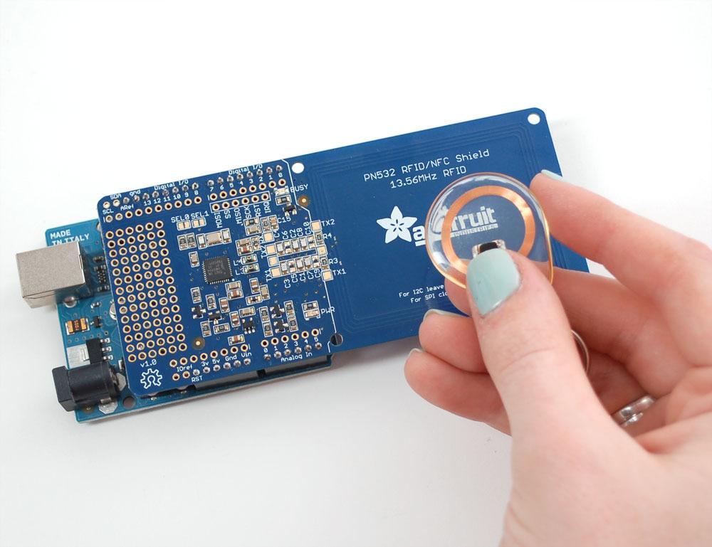 PN532 NFC RFID Module V3 Reader Writer Breakout