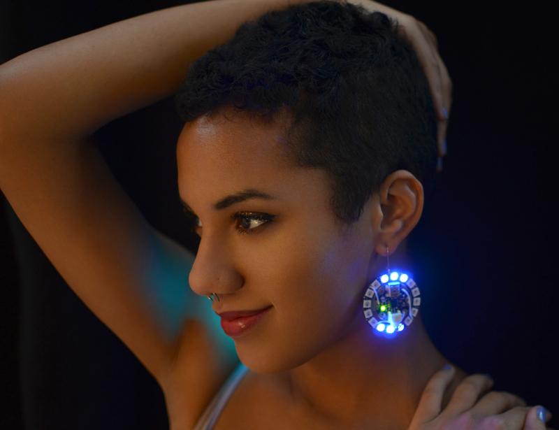 Gemma Hoop Earrings
