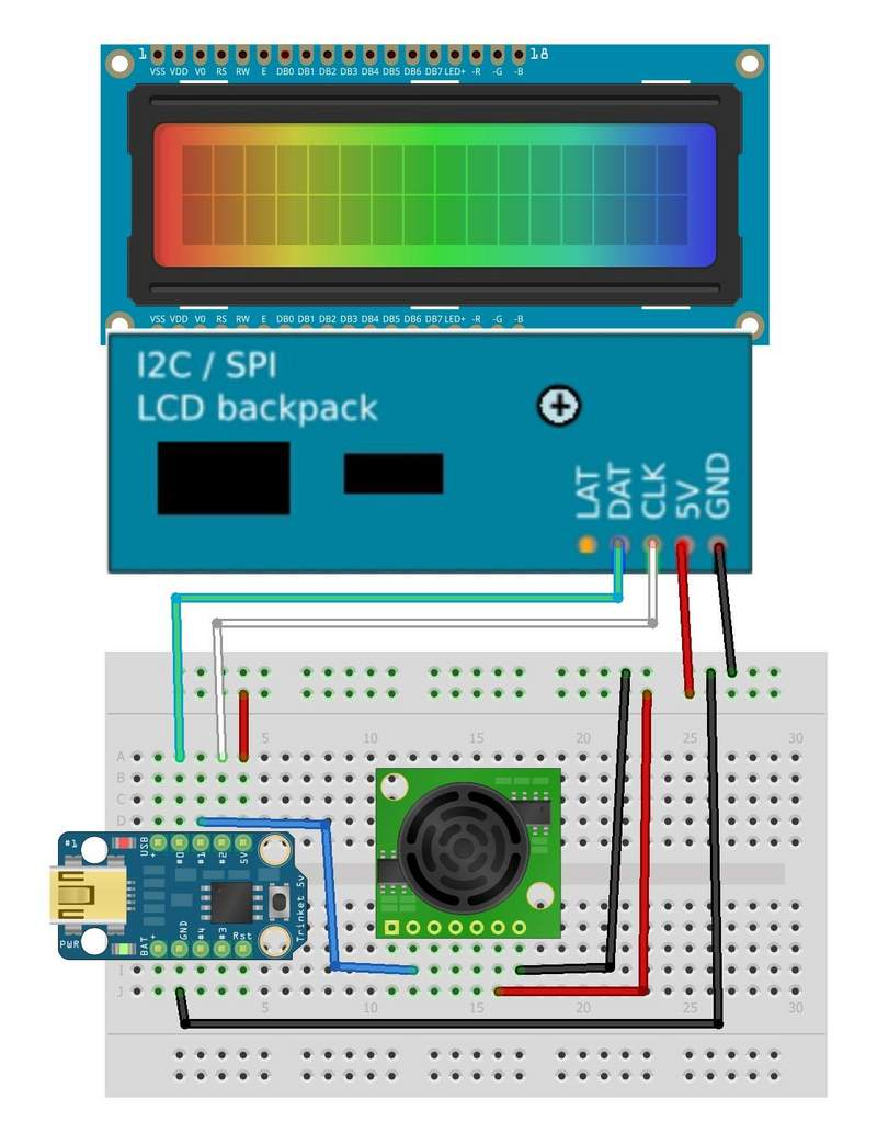 Absolute Beginner's Guide to TFT LCD Displays by Arduino ...