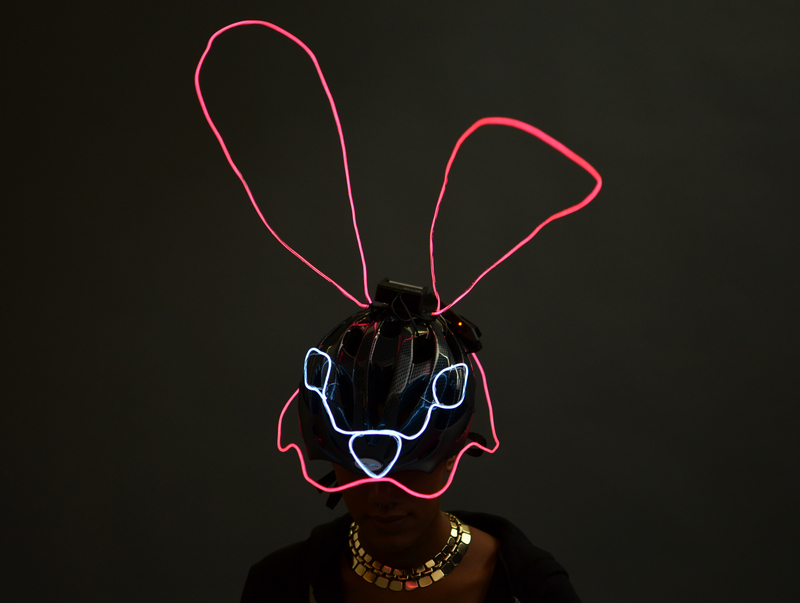 Overview | EL Wire Animal Masks | Adafruit Learning System