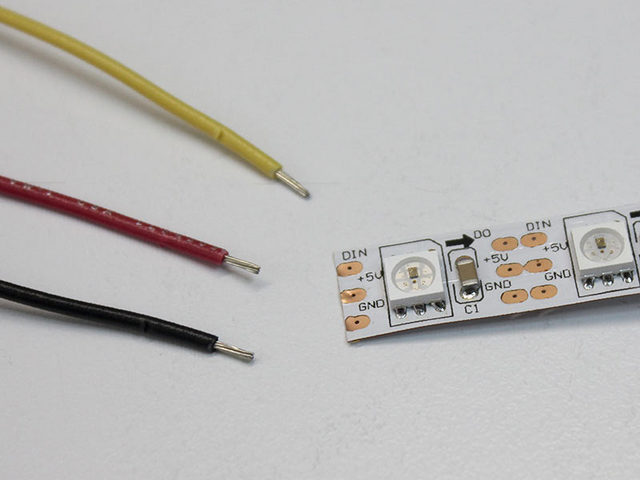 led strip light amplifier wiring schematic led floodlight