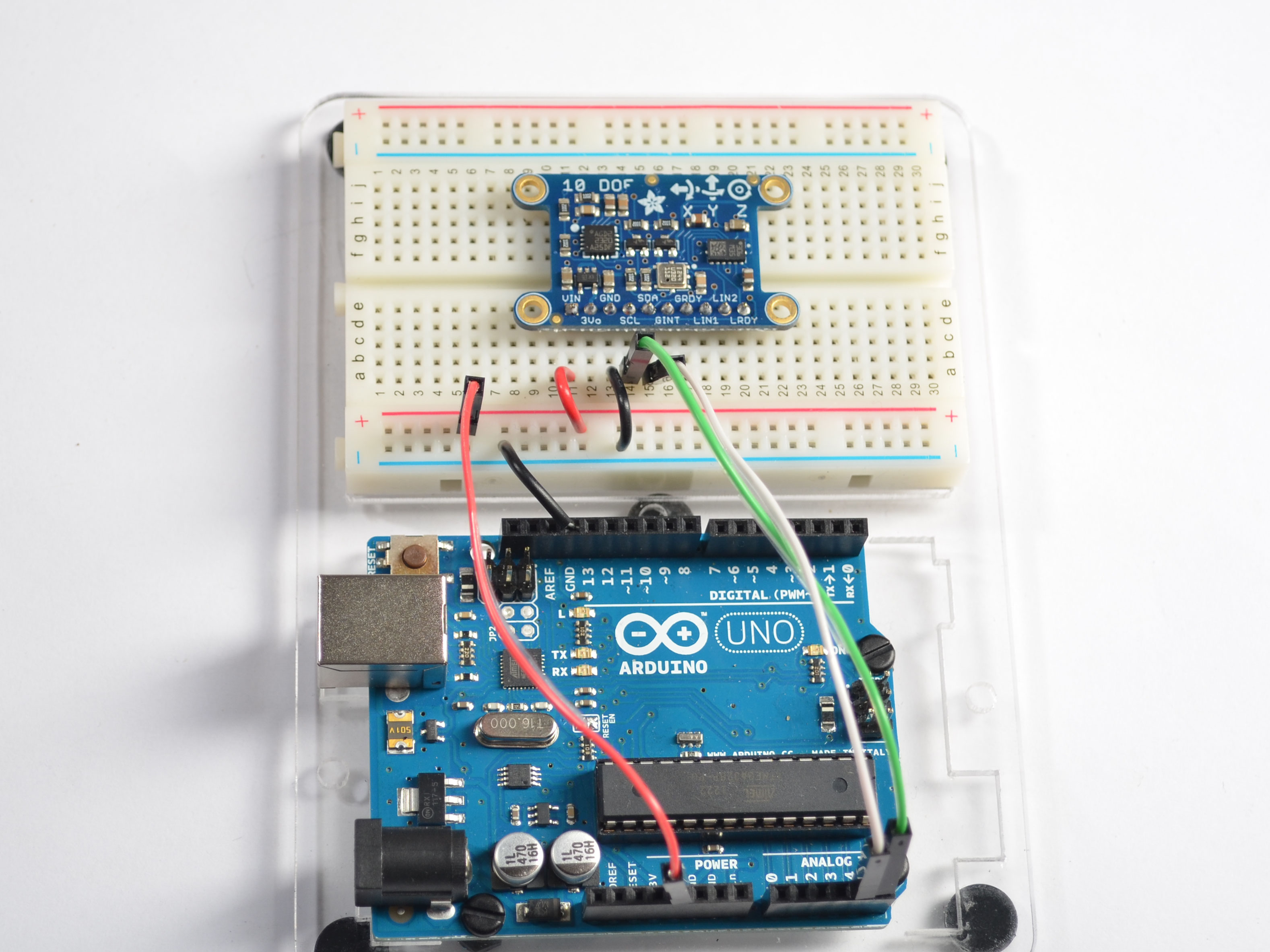 How to Use the Adafruit BMP280 Sensor - Arduino