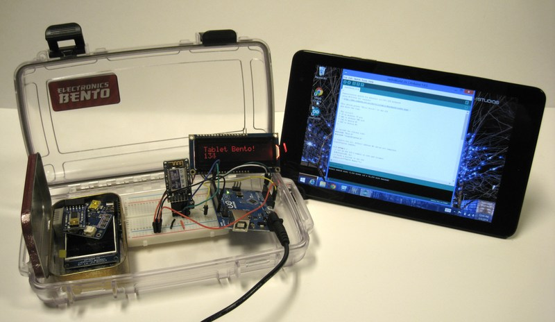 Bluetooth With Windows Tablets Programming Arduino With