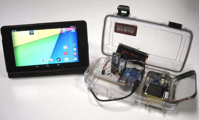 Android Tablets Programming Arduino With Android And