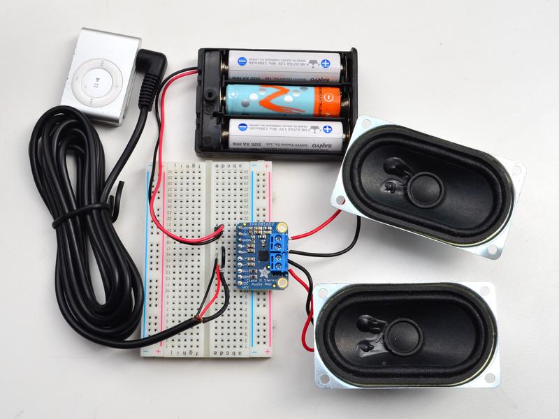 wiring adafruit tpa2016 2 8w agc stereo audio amplifier adafruit  adafruit_products_ipod jpg