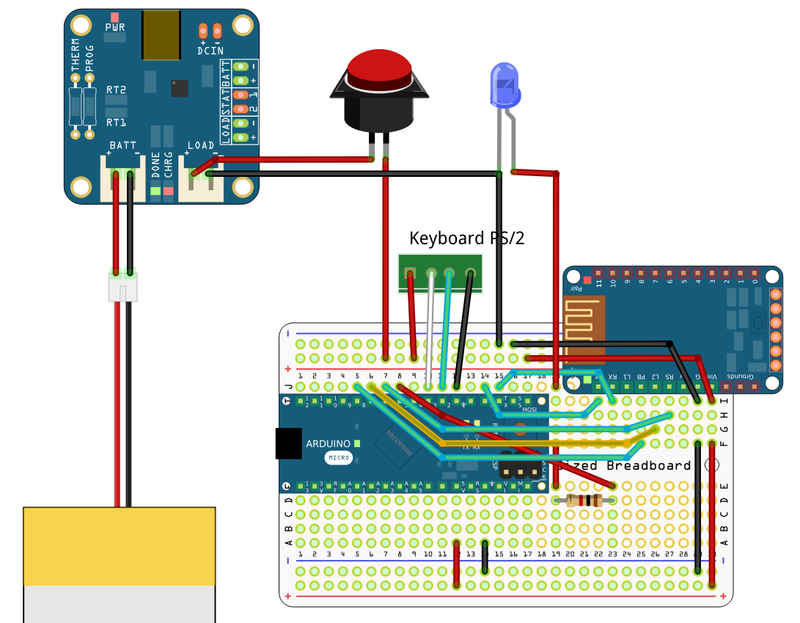 circuit convert your model m keyboard to bluetooth with bluefruit keyboard to usb diagram keyboard wiring diagram #28