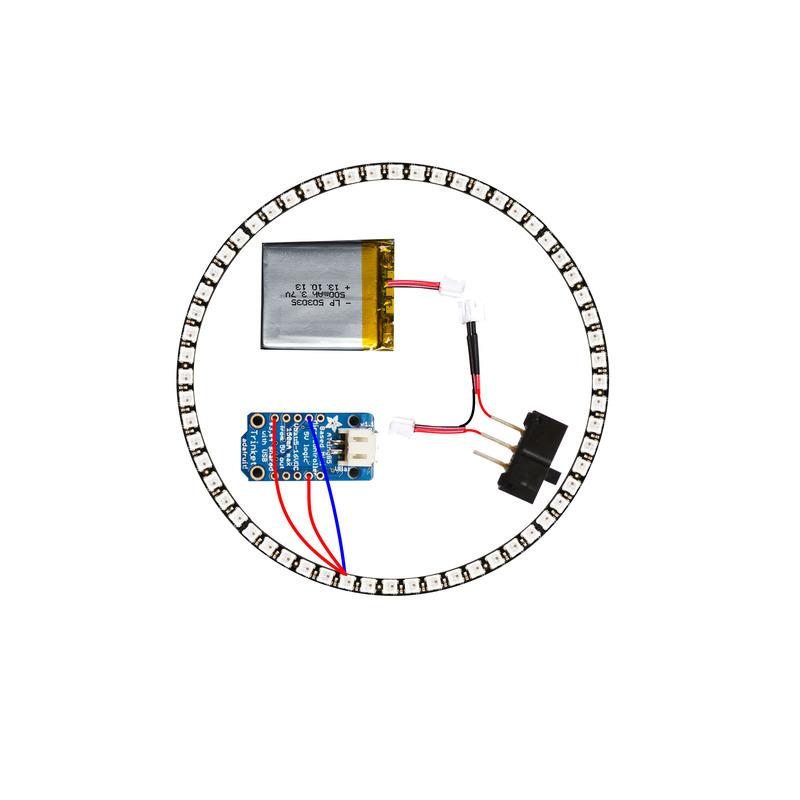 Circuit Diagram | 3D Printed Camera LED Ring | Adafruit ...