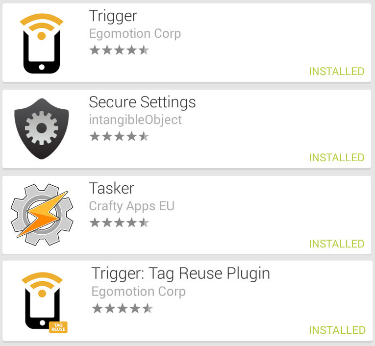 NFC + Tasker Automation | Unlock Android Phone with Wearable