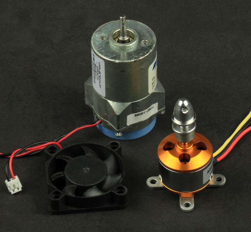 Brushless Dc Motors Adafruit Motor Selection Guide Adafruit Learning System