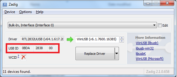 Driver Fix | Getting Started with RTL-SDR and SDR-Sharp and
