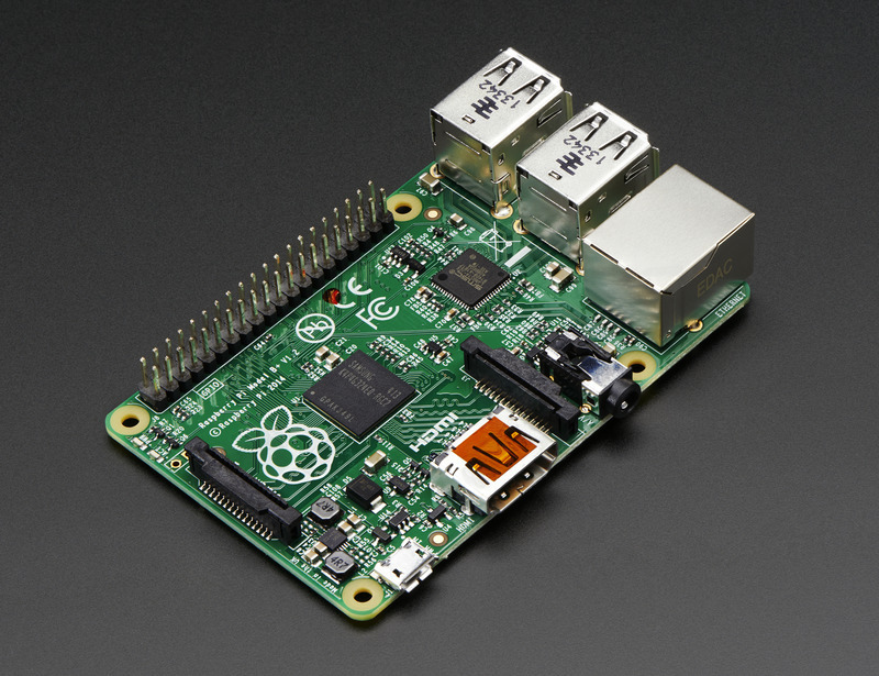 Overview | Introducing the Raspberry Pi Model B+ | Adafruit