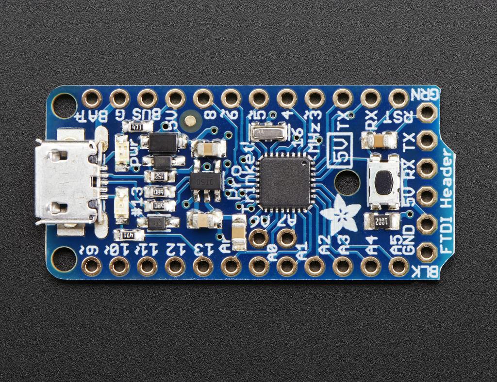 Updated Product Adafruit Metro Mini 328 5V