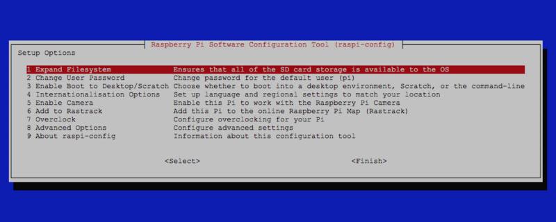 how to change your password rasberry pi