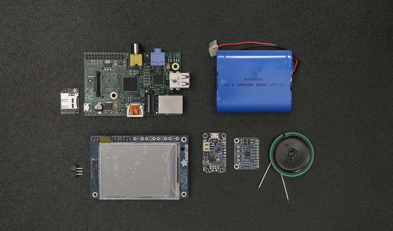Overview Mini Mac Pi Adafruit Learning System