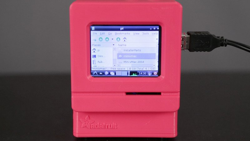 Overview | Mini Mac Pi | Adafruit Learning System