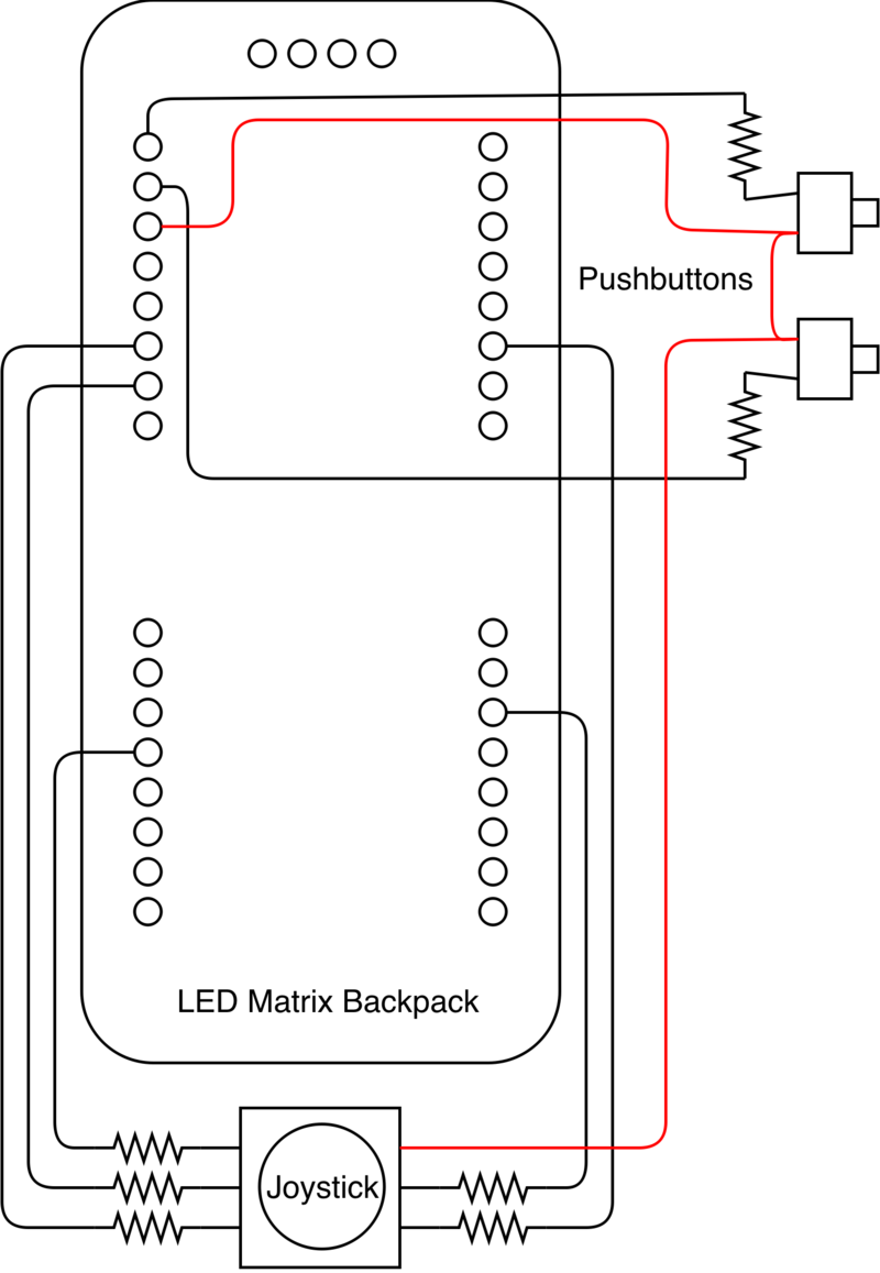 Circuit Diagram Diy Pocket Led Gamer Tiny Tetris Adafruit E Bike Charger Projects Top The Second