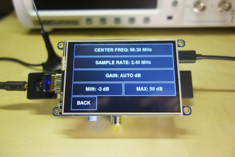 Usage | Freq Show: Raspberry Pi RTL-SDR Scanner | Adafruit Learning