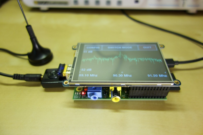Overview | Freq Show: Raspberry Pi RTL-SDR Scanner