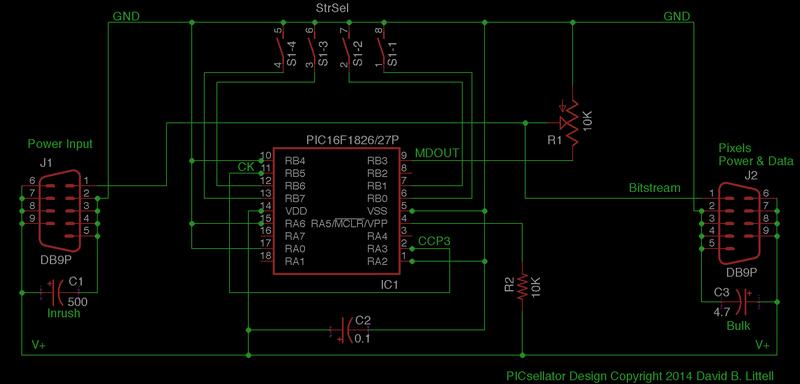 Hardware design the picsellator adafruit learning system