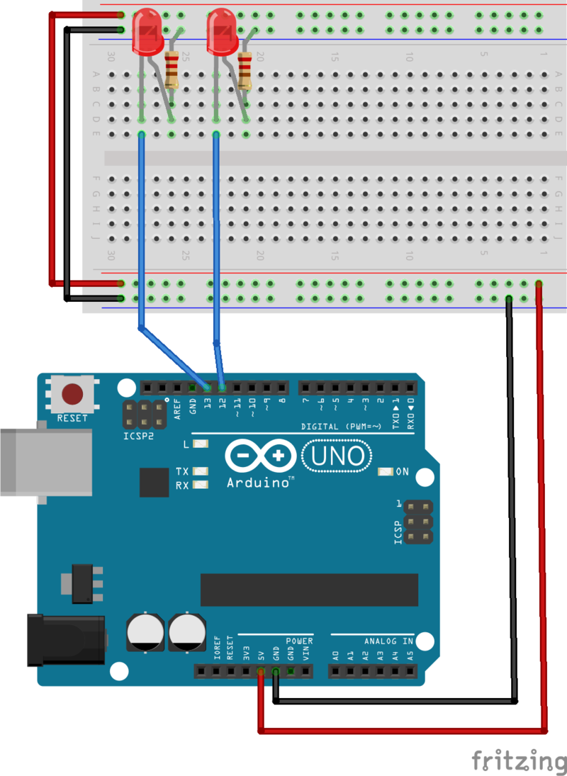 Now for two at once | Multi-tasking the Arduino - Part 1 | Adafruit ...