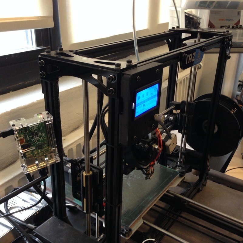 OctoPrint and 3D Printer