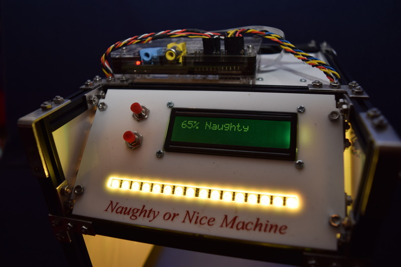 Naughty Or Nice Machine