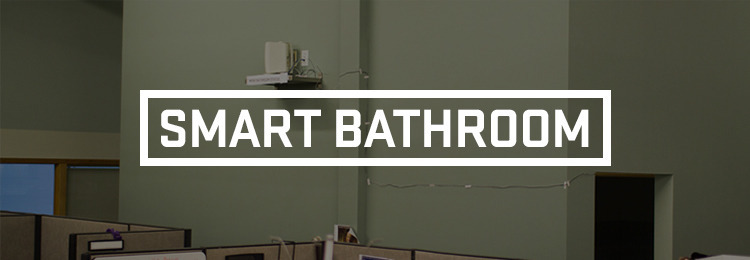 Smart Bathroom overview | smart bathroom app | adafruit learning system