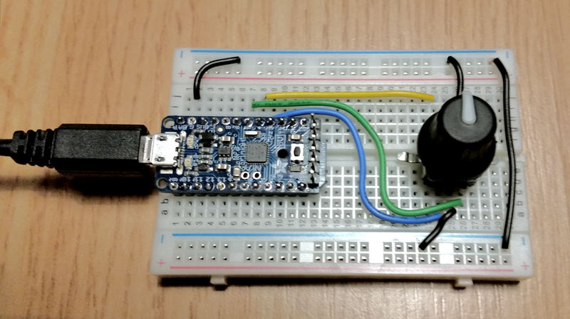 Overview pro trinket rotary encoder adafruit learning
