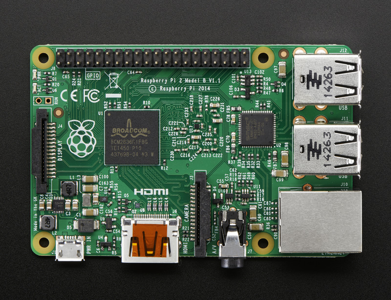 9ae3e7d18e1d5e raspberry pi Pi II top ORIG - Copy.jpg. Didn t think the Raspberry Pi ...