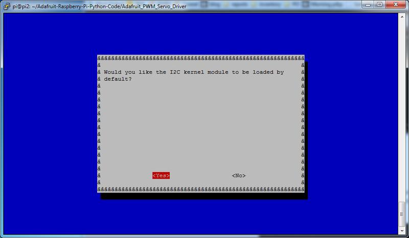 Configuring I2C | Adafruit's Raspberry Pi Lesson 4  GPIO