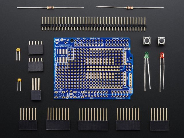 Overview | Adafruit Proto Shield for Arduino | Adafruit Learning System