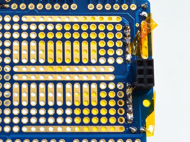 Arduino Proto Shield R3 - SOLIDWORKS - 3D CAD