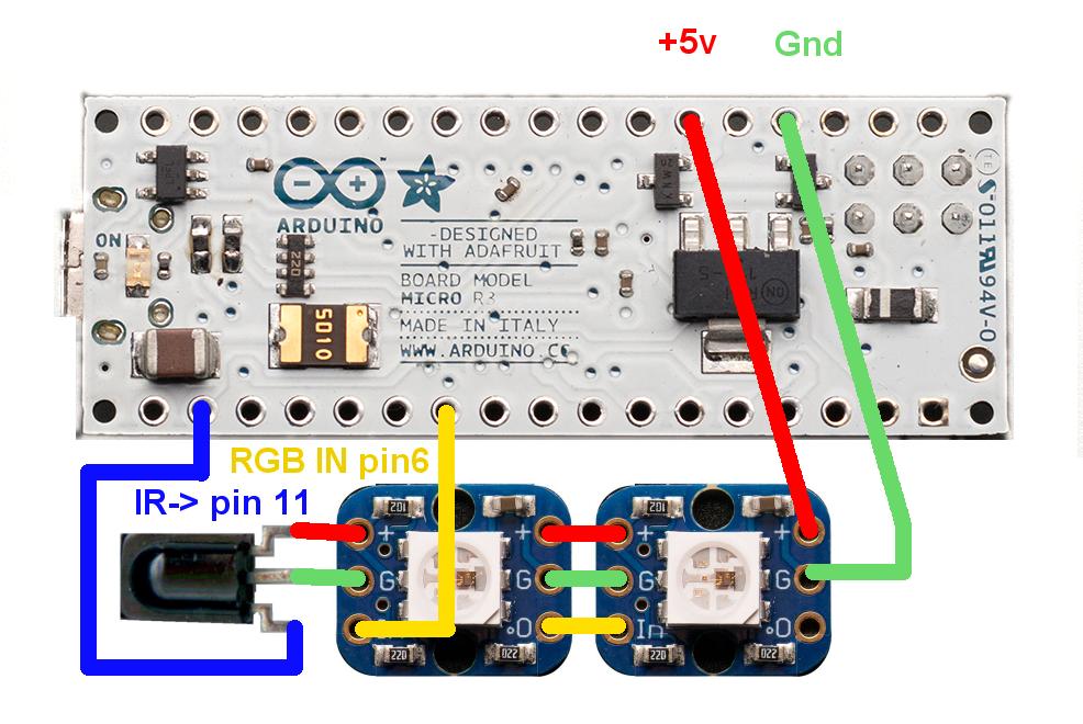 Arduino Blog Micro
