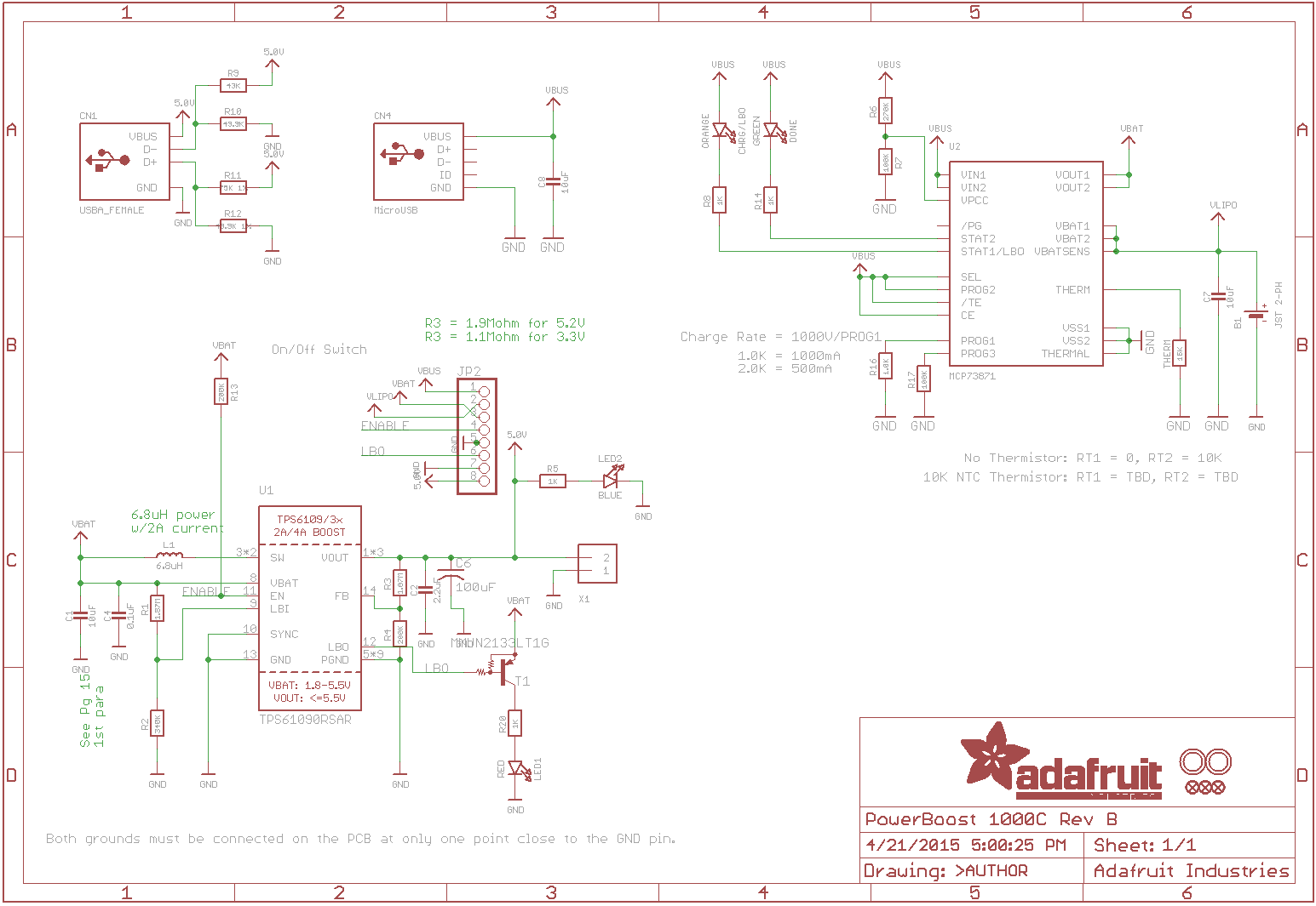 Raspberry Pi Ups With Auto Restart Forums Computer Circuit Diagram If In Doubt Dont Take Risks Use Cells A Capacity That Is 20 50 Higher Than The 1 Amp Max Charge Rate I Found Typical Safe Maximum